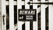 Beware of your social media profile