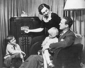 How the society changed because of the radio