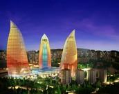 The capital of Azerbaijan, Baku