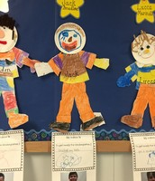 Our Paper plate people
