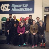UNC Anatomy Lab Trip
