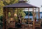 Waterproof gazebos available - ways to pick rotunda