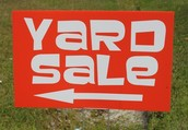 Church-Wide Yard Sale