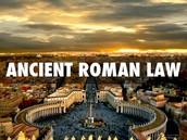 Ancient Roman law