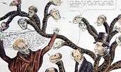 National Bank Political Cartoon