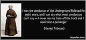 Harrriet Tubman