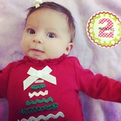 Ava Lynn is 2 months old!