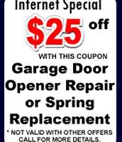 garage door opener Marietta