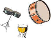 Percussion Intruments
