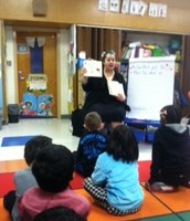 Mrs. Jerez reads a few of Bobby's Favs! (We LOVED Elephant and Piggie!)