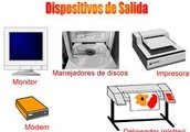 Dispositivos de salida.