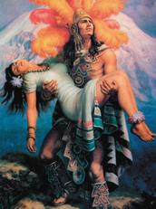 Popocatepetl and Ixtlaccihuatl