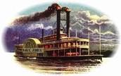A majestic Steamboat