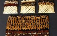Maori Weaving of Bags
