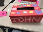 Valentine Mailbox Inspiration