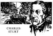 a photo of charles sturt
