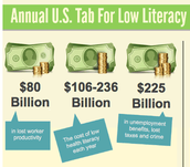 The losses behind illiteracy