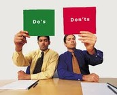 Do's and Don't of a Job Interview