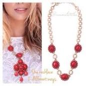 Sardinia Necklace - Was $104, Now $50