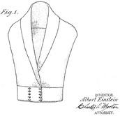 Einsteins blouse