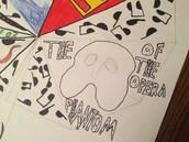 The Broadway musical, The Phantom of the Opera!