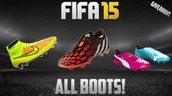 All FIFA boots