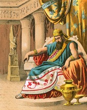 What King Darius says about POWER!