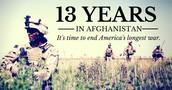 2014: End of War in Afghanistan