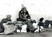 What the majority thinks about homeless people?