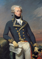 Marquis de Lafayette - Anna Herbert
