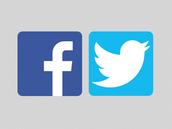 Our social media accounts!