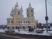 Спа́со-Преображе́нский собо́р в Новокузнецке