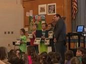 Principled Award Winners