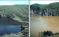 Before and After Limnic Eruption