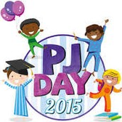 Dress Down Day Alert!  December 18th is PJ Day