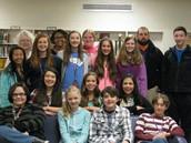 8th Grade Book Club