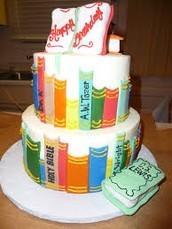 Birthday Book Club News