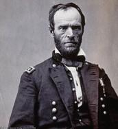 Major General William T. Sherman: