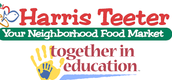 NCVA has partnered with Harris Teeter's Together In Education Program!