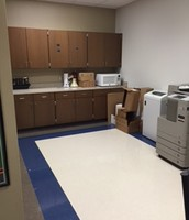 Workroom in Office Area