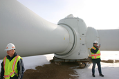 Operating a wind power plant