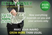 join mmm today and get financall help