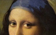 The Mona Lisa and a Girl with a pearl earring