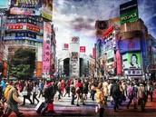 Capital City: Tokyo Japan
