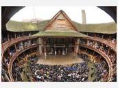 Shakespeare Golden Globe Theatre