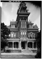 Why is the Vaile Mansion important in history?