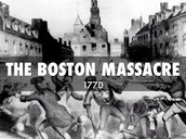 what happened after the Boston massacre happened?