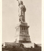 The statue in the United States
