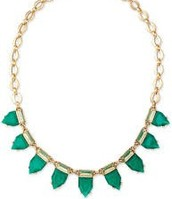 Eye Candy Necklace Green