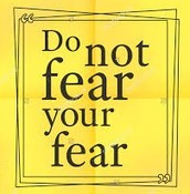 Don't Let Fear Take Over
